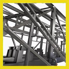 Structural steel detailing