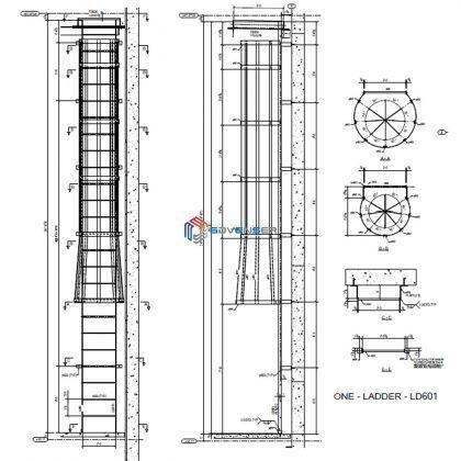 Ladder detailing