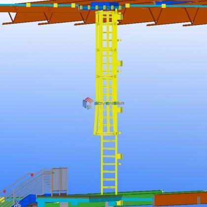 Ladder modeling